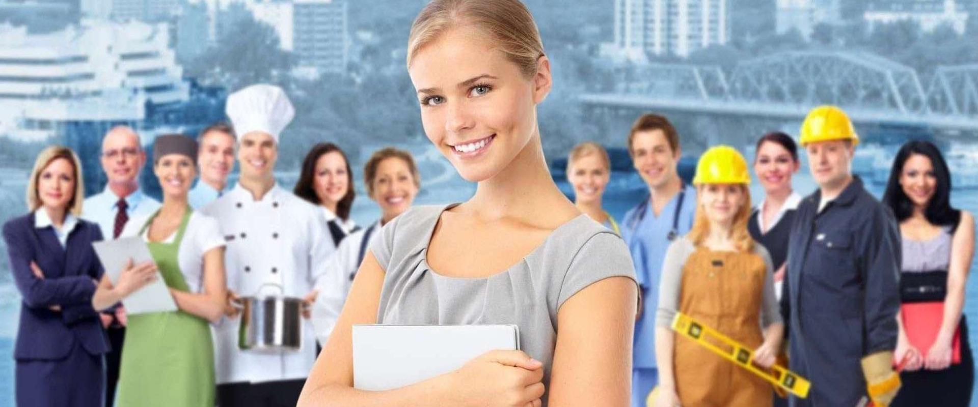 работа для иностранных девушек
