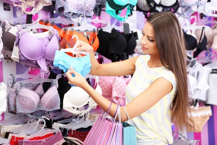 популярные магазины женского белья