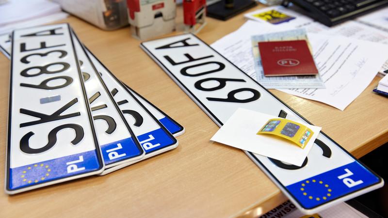 Временная регистрация автомобиля в польше порядок регистрации граждан на портале госуслуг