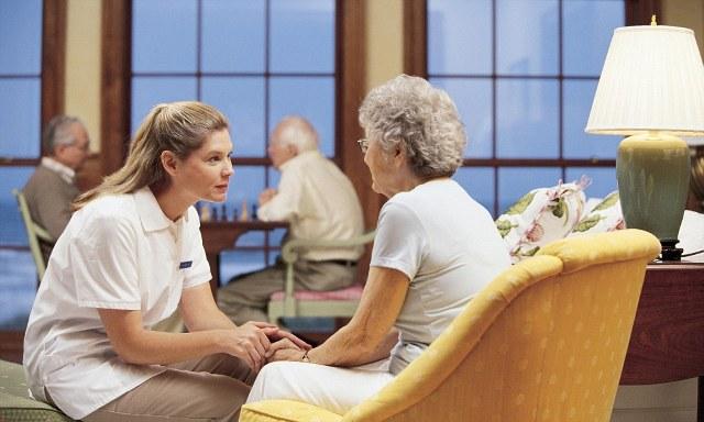 Сиделка для престарелых на дому дом престарелых в марьиной горке