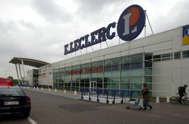 Огромный торговый центр E.LECLERC расположен в Люблине по улице T.Zana 19.  В этом супермаркете можно приобрести продукты 08dd2ed102245