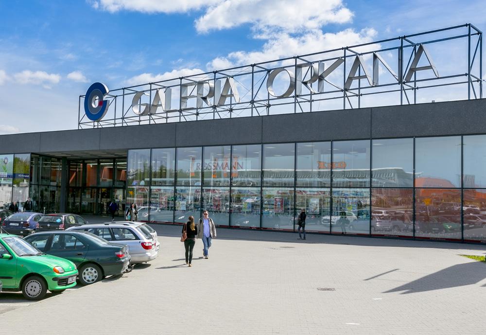 Галерея ORKANA функционирует в Люблине около 10 лет и постоянно расширяет  ассортимент новых магазинов 02e71249ce710