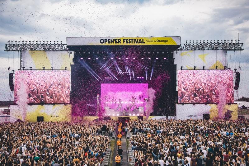 Июль: афиша главных концертов и фестивалей в Польше