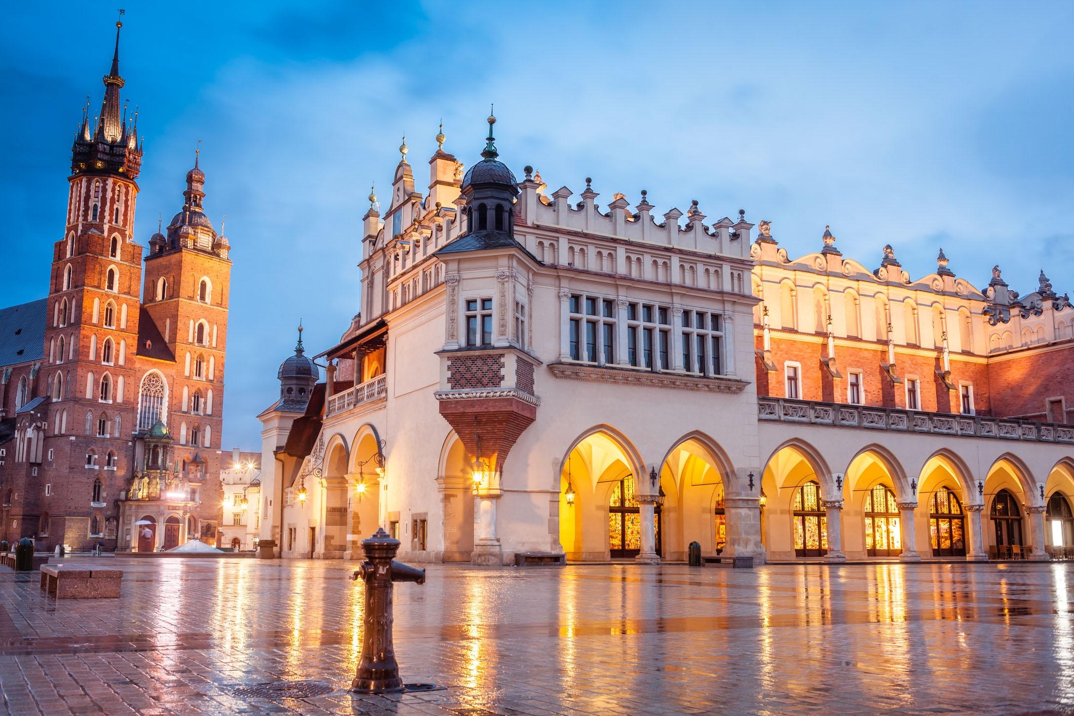 Краков назвали лучшим городом Европы - Новости